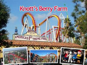 Knott's Berry Farm - Amazing LA Tours