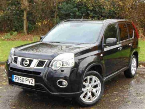 nissan 2010 60 x trail 2 0 tekna dci 5d 171 bhp diesel car for sale