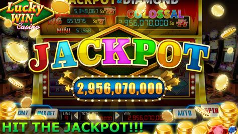 Lucky Win Casino™ Free Slots  Android Apps On Google Play