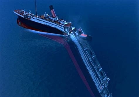 Titanic Sinking Simulation Free by Rms Titanic Sinking Titanic 1997 Guardian Screen