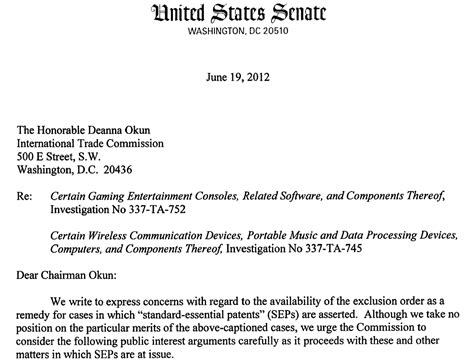 federal prosecutor cover letter how to write a letter to a senator or representative how