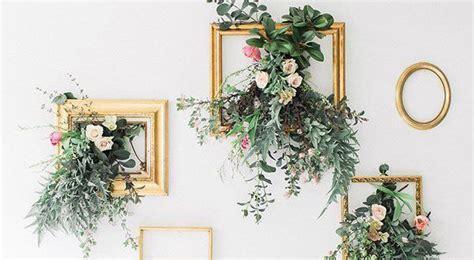 Diy Wanddeko Ideen Mit Pflanzen Und Bilderrahmen diy wanddeko ideen mit pflanzen und bilderrahmen freshouse