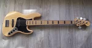 Fender American Deluxe Jazz Bass V Ash  2004