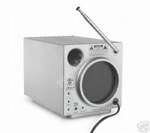 Eton Porsche P 7131 Xm Am  Fm  Shortwave Table Radio