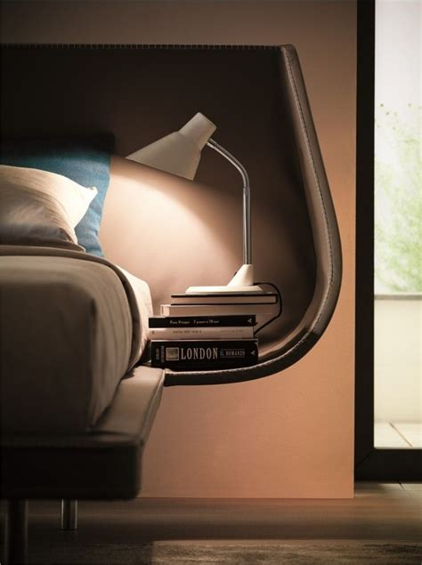 letto con comodini integrati letti con comodini integrati livinghouse italia