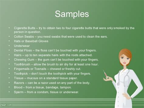 What Are Different Types Of Dna Tests