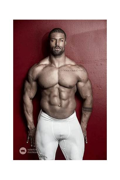 Muscle Cullens Scott Muscular Hunky Under Thread