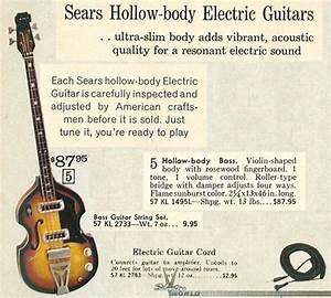 Silvertone World - Electric Guitars - 1960s