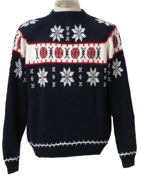 jcpenney mens sweaters 70s retro sweater 70s authentic vintage jcpenney mens
