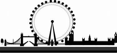 London Skyline Clipart Clip Berlin Vector Clker