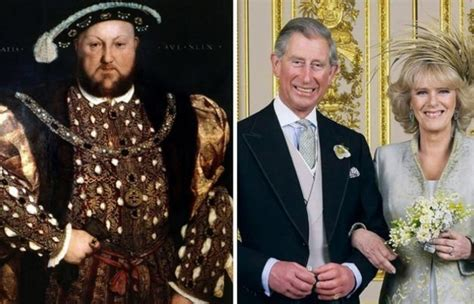 Royal snub: How Charles turned back on Henry VIII with ...