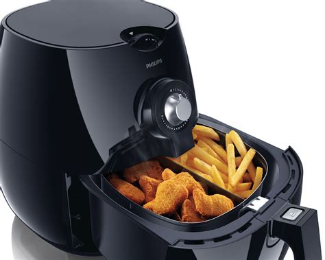 airfryer food stacking fry