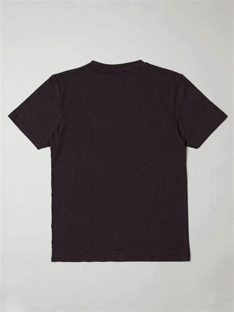 T Shirt Oceanseven A blb small badge t shirt black for him