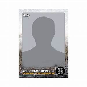 customizable trading card 2015 topps series one baseball With soccer trading card template