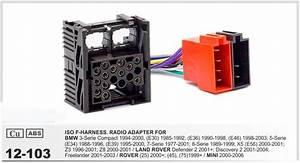 Land Rover Head Unit Wiring