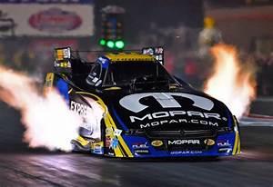 Dodge Sponsors NHRA Drag Racing