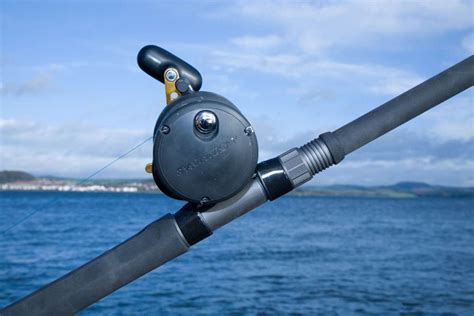 century excalibur braid   boat rod planet sea fishing