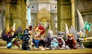 LEGO Chima Characters