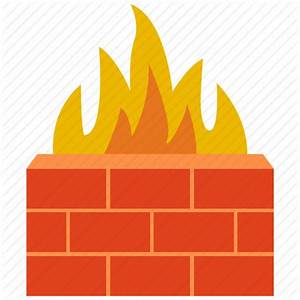 Diagram Firewall Icon