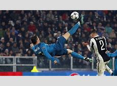 Watch Ronaldo's superb overhead kick v Juventus Sport