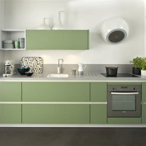 cuisine blanche et verte quelle couleur pour votre cuisine équipée cuisine