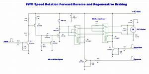 Pwm Speed Rotation Forard