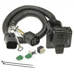 Ford Duty 7 Way Trailer Wiring by 118242 Tow Ready Oe Tow Package Wiring Harness Ford F150