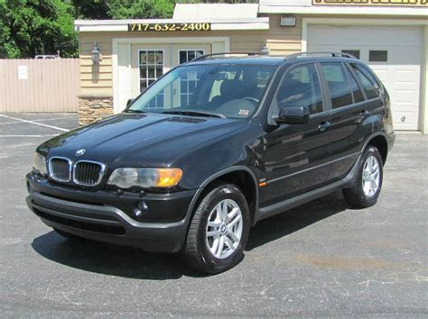 2003 Bmw X5 Awd 30i 4dr Suv In Hanover Pa  American Auto