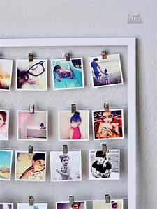 Créer Un Cadre Photo : p le m le photos faire soi m me un cadeau personnalis et touchant d co pinterest pele ~ Melissatoandfro.com Idées de Décoration