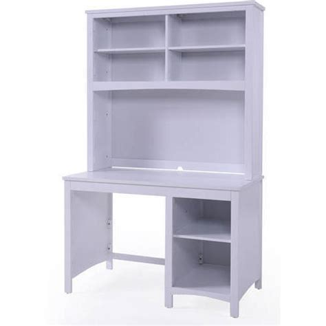 white student desk with hutch home styles naples student desk with hutch white