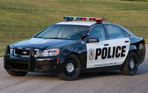2012 Ford, Chevrolet, Dodge Police Cars Tested By Michigan