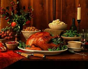 Thanksgiving In France - Where to celebrate the Festive Day