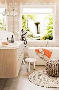 idee deco salle de bain decouvrez ce que vous reservent With idee deco salle de bain bois