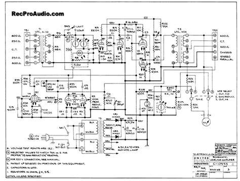 Laa Compressor Pro Audio Diy Equipment Vintage