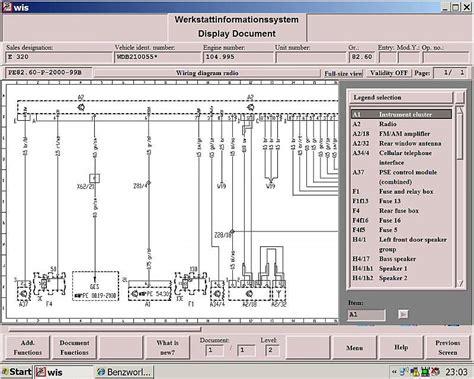Sl500 Mercede Power Seat Wiring Diagram by Wiring Diagram Help 1996 E320 Mercedes Forum