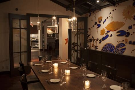 Blue Wave Private Dining Room