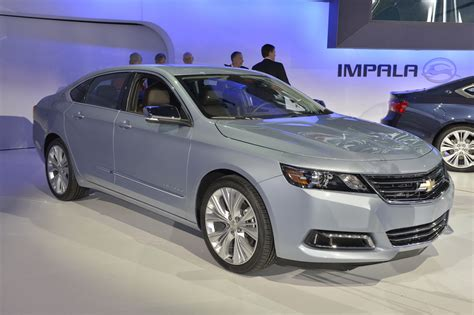 2014 Chevrolet Impala Prices To Start From $27,535