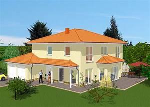 Stadtvilla Mit Garage : mediterranes stadthaus modell ms 769 gesamtwohnfl che ~ A.2002-acura-tl-radio.info Haus und Dekorationen