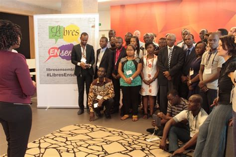 bureau international de la jeunesse actualités ouverture de l 39 atelier d 39 abidjan quot libres