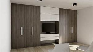 Fulham, Traditional, Fitted, Wardrobe
