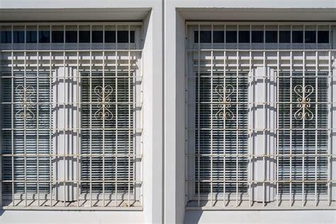 grille de defense moderne maison design goflah