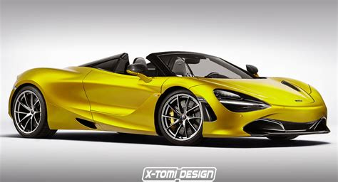 Mclaren 720s Spider Hd Picture by A New Mclaren 720s Spider Is Only A Matter Of Time Carscoops