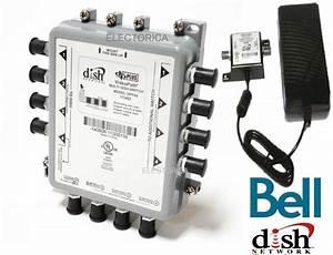 Dpp44 Bell Express Vu Dish Network Multi Switch Dp Lnb