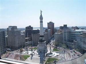 Monument Circle - Downtown Indianapolis | Where We've ...