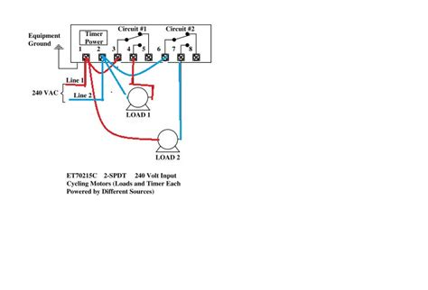 wiring diagram for intermatic timer get free image about