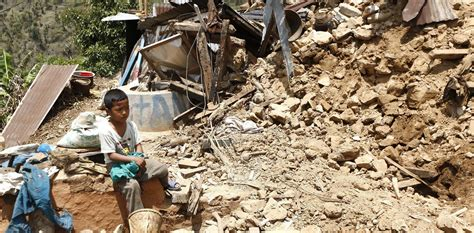 To be adopted by american families. Earthquake orphans: what Nepal can learn from Haiti