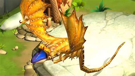 dragons rise  berk fireworm princess   train