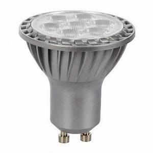 Smart Led Lampe : lampe led energy smart 5 5 w culot gu10 pour spot gradable ge lighting bricozor ~ Watch28wear.com Haus und Dekorationen