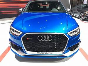 Automobile Magazine Reviews 2018 Audi Rs3 Sedan