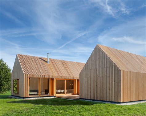 Wohnhäuser Aus Holz by Holzhaus Bauen Hecker Holzsystembau Fertighaus
